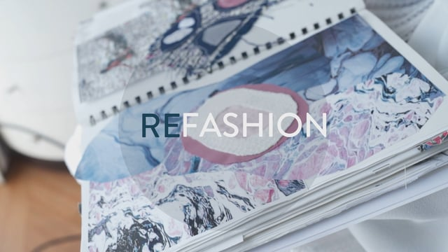 promo video edit for redress design awards